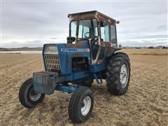 1972 Ford 8000 2WD Tractor