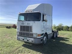 1989 International 9700 T/A Cabover Truck Tractor