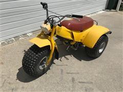 Yamaha 125 3-Wheeler