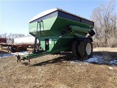 Demco 950 Grain Cart W/520R42 Duals