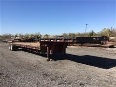 1985 Loadcraft PD-30-S T/A Step Deck Trailer