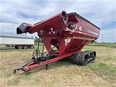 2014 J&M 1251-22 Grain Cart W/Tracks
