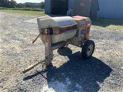 Whiteman WM-70 P Portable Tow Behind Mortar Mixer