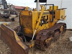 Case D450 Dozer W/6 Way Blade (INOPERABLE)