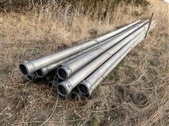 """6"""" Aluminum Pipe"""