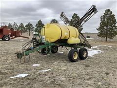1000 Gallon Pull Type Sprayer