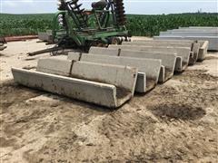 Heartland Concrete Fenceline Bunks