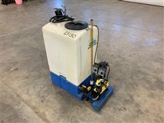 Agri Inject Chemigation Pump