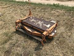 "1995 Woods DM5219 52"" Mower Deck"