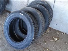 Goodyear G647 RSS 225/70R19.5 Tires