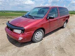 1998 Ford Windstar Mini Van