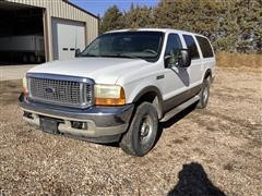 2000 Ford Excursion SUV