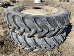 Michelin Agribib 480/80R50 Tires & Rims