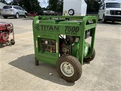 Titan 7500 Diesel Generator