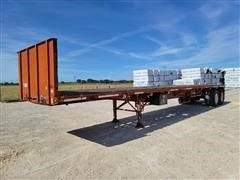 1993 Fontaine 42' T/A Flatbed Trailer