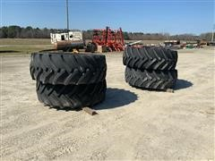 Mitas 650/65R38 Flotation Tires For Application Spreader