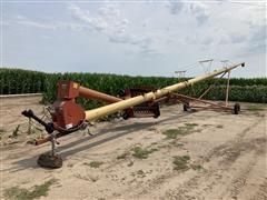 Westfield MK100-71 Swing Hopper Auger
