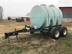 2008 Schaben P-422-1310 Liquid Transfer Trailer