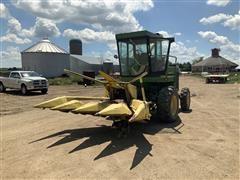 John Deere 5460 Forage Harvester