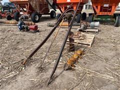 Danuser 2-Pt Post Hole Digger