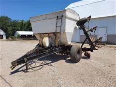 Custom 12R30 Strip Till Cart