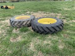 BF Goodrich 18.4R38 Tractor Tires