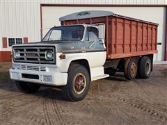 1977 GMC 6500 T/A Grain Truck