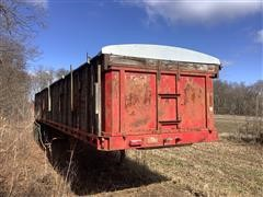 1968 Arrow SPB2238 T/A Grain Trailer