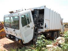 1999 Crane Carrier Company T/A 25 Yd Rear Load Garbage Truck