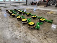 John Deere Single Disc Fertilizer Row Units