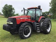 2005 Case IH MX285 Magnum MFWD Tractor