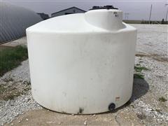 Snyder 1500-Gal Poly Tank