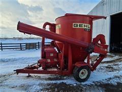 Gehl 120XD Mixer Mill