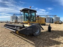 2013 Challenger WR9740 Self Propelled Windrower