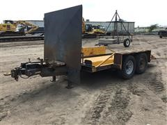 1977 DitchWitch Four Wheel Trailer