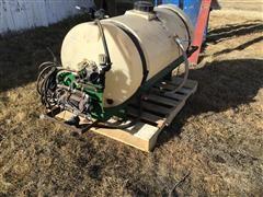 100-Gallon Boomless Sprayer For Pickup