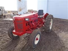 International 300 2WD Compact Utility Tractor W/7' Sickle Bar Mower