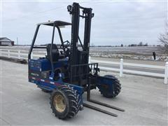 2010 Princeton Piggyback Forklift