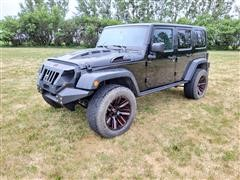 2016 Jeep Wrangler Unlimited SUV