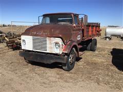 1960 GMC 4000 Manure Truck