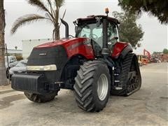 2017 Case IH Magnum 340 RowTrac CVT MFWD Track Tractor