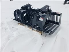 2020 Stout HD72-4 Heavy Duty Brush Grapple Attachment