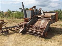 Allis-Chalmers Pull Type Combine