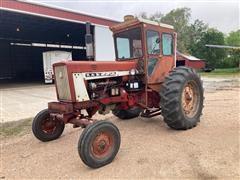 1967 International Farmall 706 Row Crop Diesel 2WD Tractor