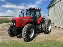 2002 Massey Ferguson 8250 MFWD Tractor