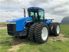 2002 New Holland TJ 275 4WD Tractor