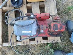 Agri-Inject I-70 Fertilizer Piston Pump & Electric Motor