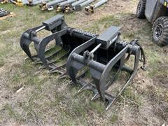 Bobcat GRPL 72 Root Skid Steer Attachment