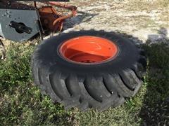 Titan 18.4-26 Tire & Rim