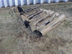 Row Crop Cultivator Tunnel Shields